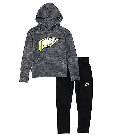 Nike Little Boys 2T-7 G4G Pullover Hoodie & Pant Set