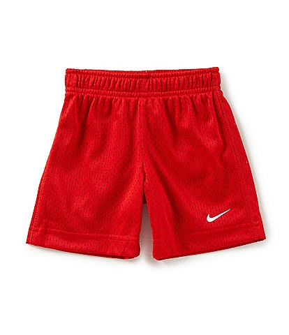 Nike Little Boys 2T-7 Basic Mesh Shorts