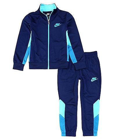 Nike Little Boys 4-7 G4G Track Jacket & Pant Tricot Set