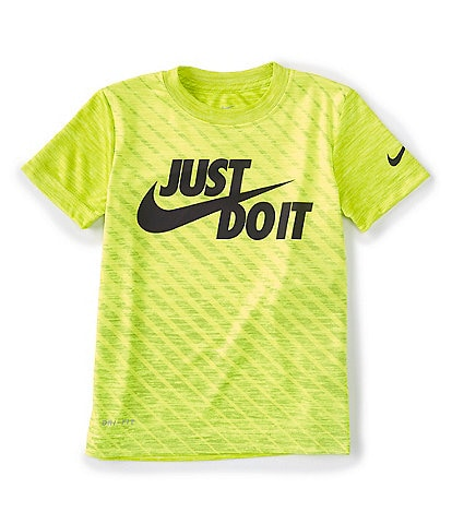 Nike Little Boys 4-7 Short-Sleeve JDI Speed Tee