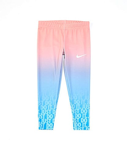 Nike Little Girls 2T-6X Dr-Fit Gradient Legging