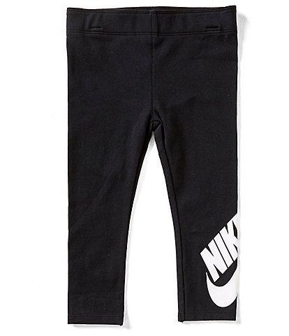 Nike Little Girls 2T-6X Logo Leggings