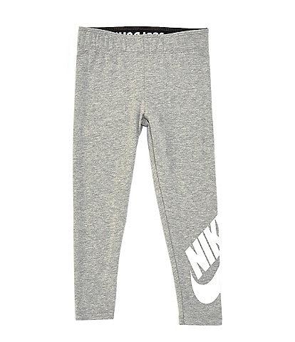 Nike Little Girls 2T-6X Logo Leggings