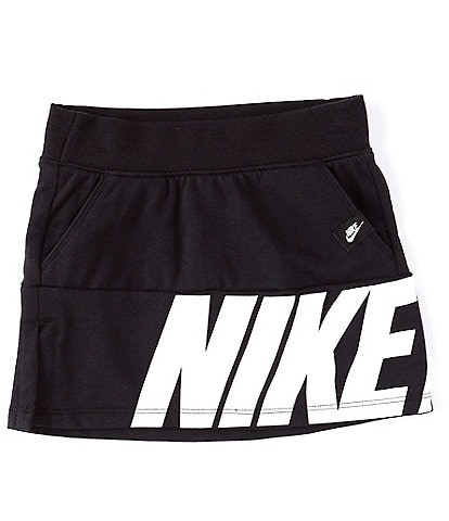 Nike Little Girls 4-6X French Terry Scooter