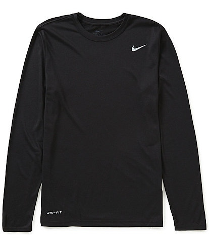 Nike Long-Sleeve Dri-FIT Legend Training Tee