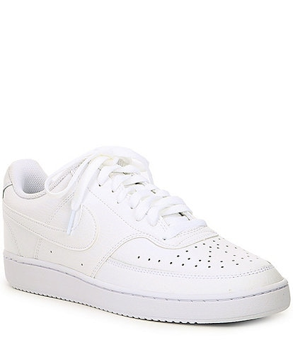 Nike Men's Court Vision Low Retro Basketball Shoe