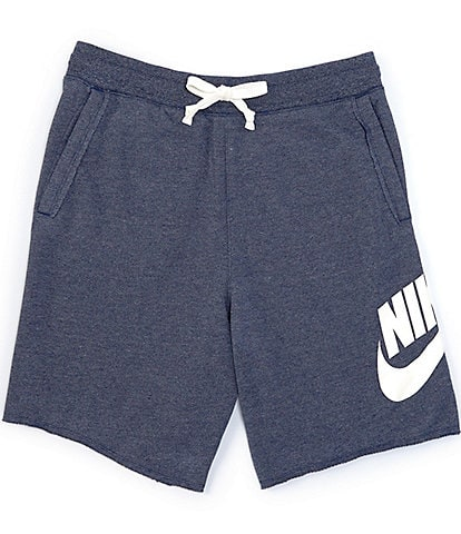 Nike Sportswear Alumni French Terry 11 1/2#double; Inseam Athletic Shorts
