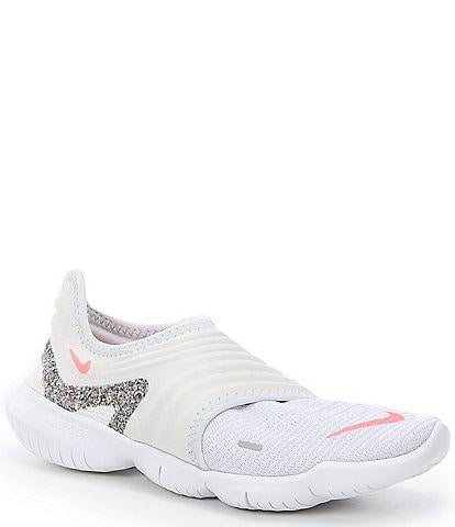 Nike Women's Free RN Flyknit 3.0 Slip-On Running Shoe