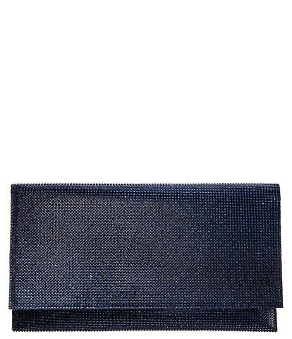Nina Kimora Crystal Embellished Clutch