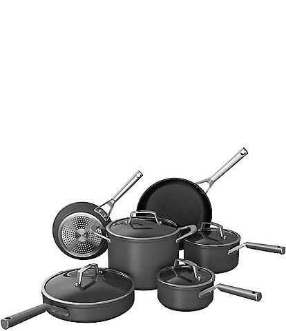 Ninja Foodi NeverStick Premium Hard-Anodized 10-Piece Cookware Set
