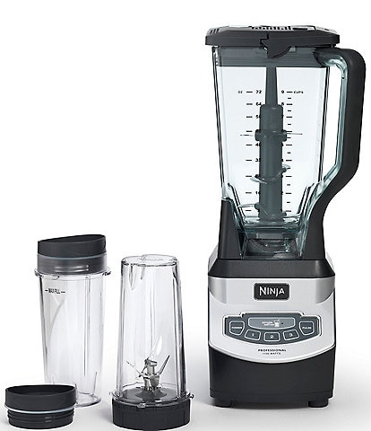 Ninja Professional Blender with Single Serve Nutri Ninja Cups