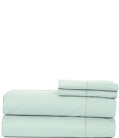 Noble Excellence 500-Thread Count Egyptian Cotton Sateen Split King Sheet Set
