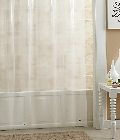 Noble Excellence 72#double; Heavy Weight Peva Shower Curtain Liner