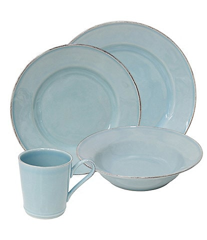 Noble Excellence Astoria Glazed Stoneware Dinnerware