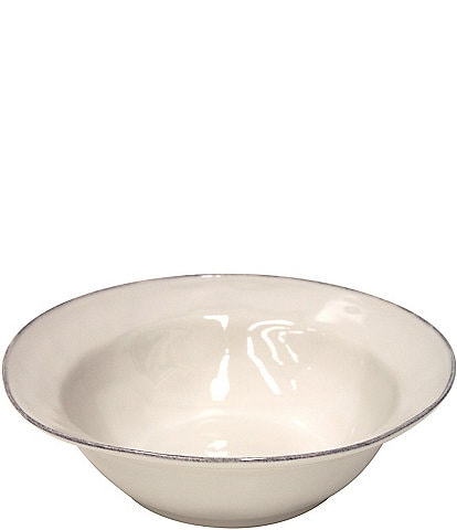 Noble Excellence Astoria Glazed Stoneware Serving Bowl