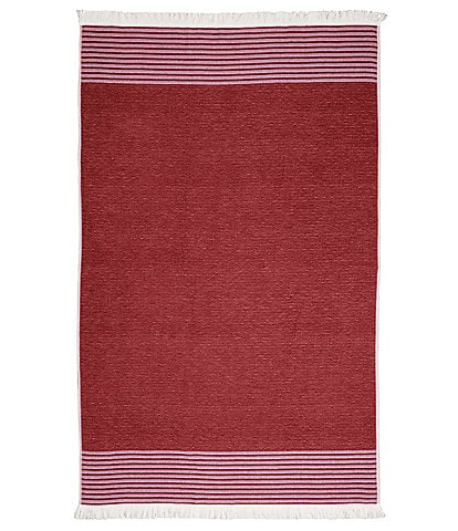 Noble Excellence Outdoor Collection American Stripe Pareo Beach Towel