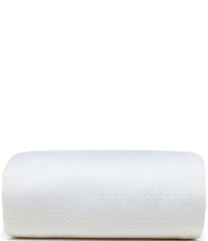 Noble Excellence Villa Herringbone Cotton Bed Blanket