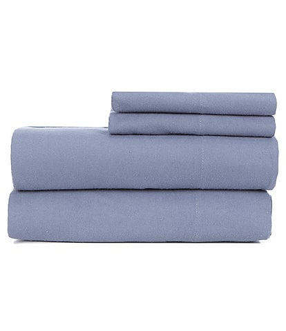 Noble Excellence Warm Shop Collection Flannel Sheet Set