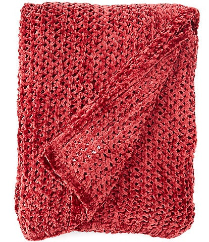 Noble Excellence Warm Shop Collection Holly Knit Throw