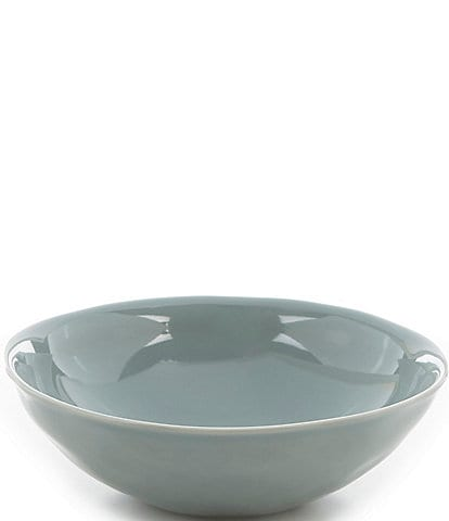 Noble Excellence Willow Collection Glazed Serve Bowl