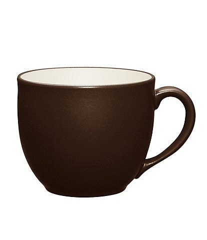 Noritake Colorwave Coupe Matte & Glossy Stoneware Cup