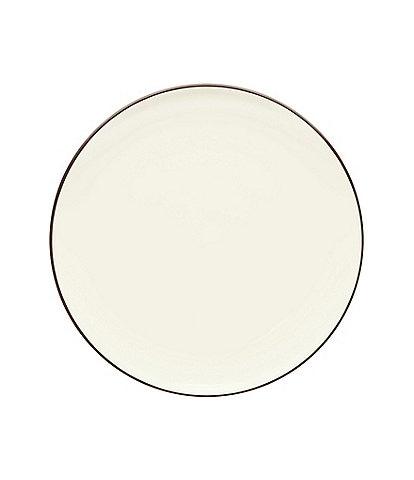 Noritake Colorwave Coupe Matte & Glossy Stoneware Round Platter