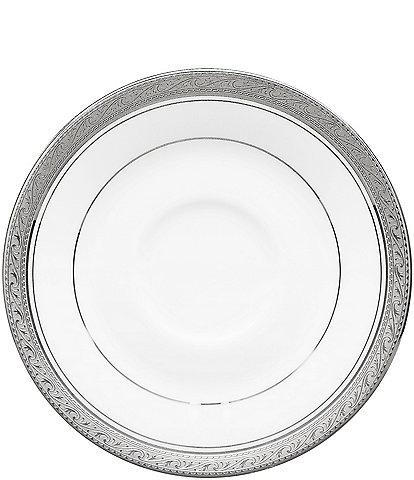 Noritake Crestwood Platinum Saucer