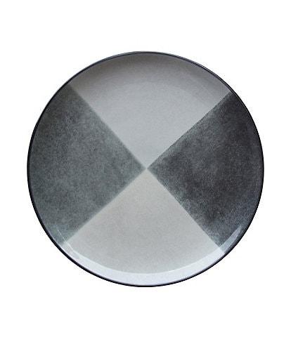 Noritake Graphite Colorwave Colorblock 12 Platter
