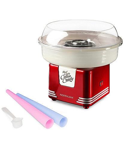 Nostalgia Electrics Retro Hard Candy Cotton Candy Maker