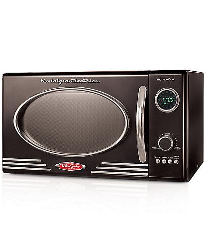 Nostalgia Electrics Retro Series Microwave Oven
