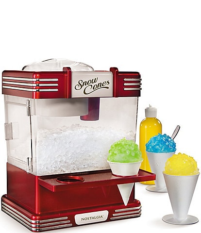 Nostalgia Electrics Retro Snow Cone Maker