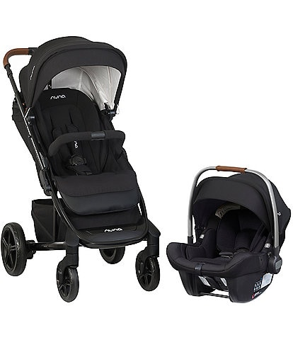 Nuna Caviar Tavo Travel System with Nuna Pipa Lite Car Seat
