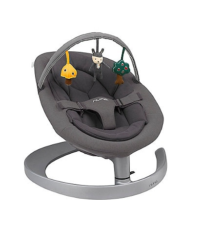 Nuna Leaf Grow Baby Lounger Chair with Toy Bar