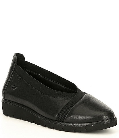 Nurture Kizzie Leather Envelope Wedge