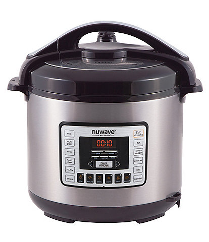NuWave 8-Qt. Nutri-Pot Digital Pressure Cooker