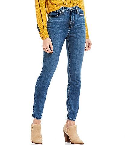 NYDJ Ami High Rise Skinny Jeans
