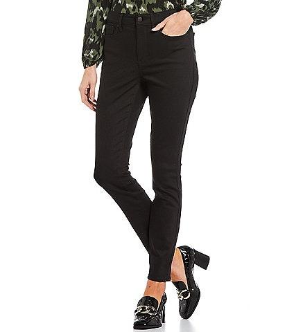 NYDJ Ami High Rise Stretch Denim 5 Pocket Skinny Jeans