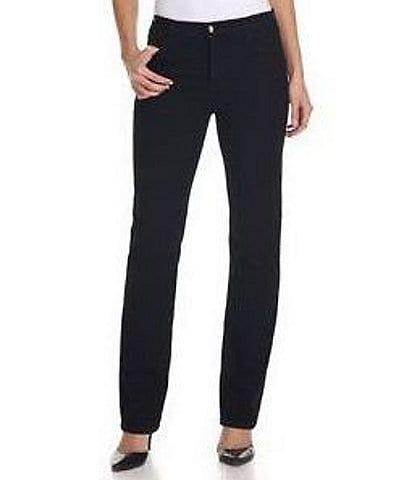 NYDJ Petite Marilyn Straight Leg Jeans