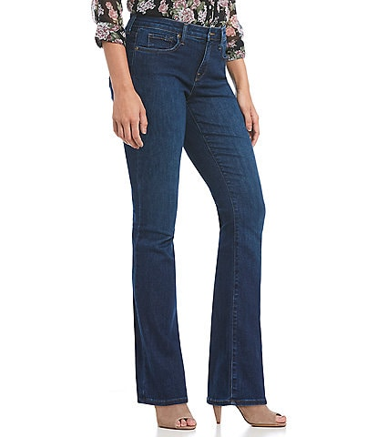 NYDJ Petite Size Barbara Bootcut Jeans