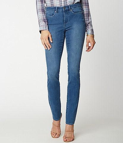 NYDJ Petite Size Cool Embrace Alina Skinny Jeans