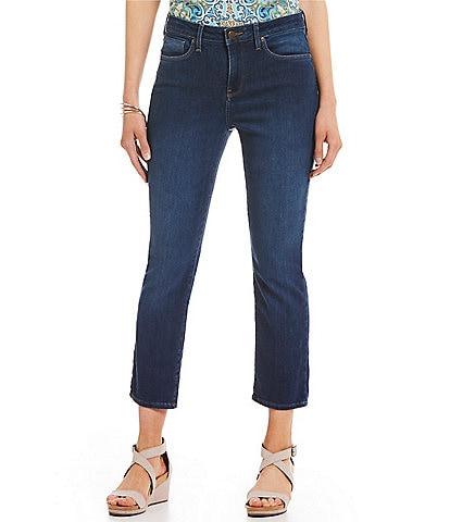 7706467462e4c NYDJ Petite Size Sheri Slim Ankle Jeans