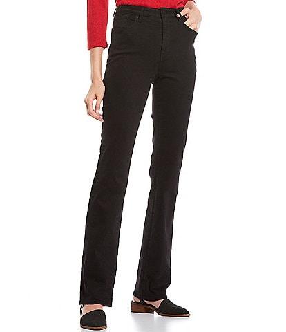 NYDJ Sheri Slim Mid Rise Bootcut Jeans