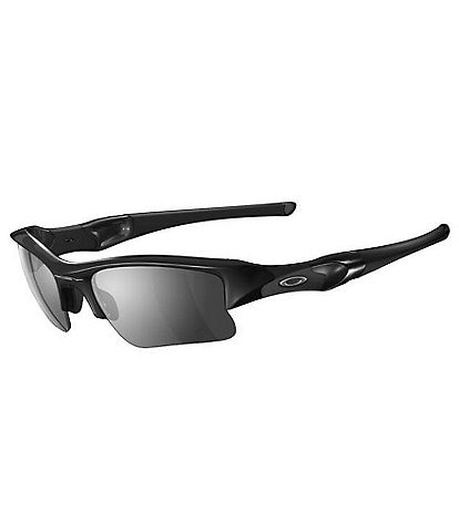 Oakley Flak Jacket™ XLJ Semi Rimless UV Protection Sunglasses