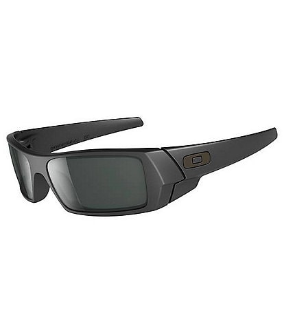 Oakley Gas Can Matte Rectangle Sunglasses