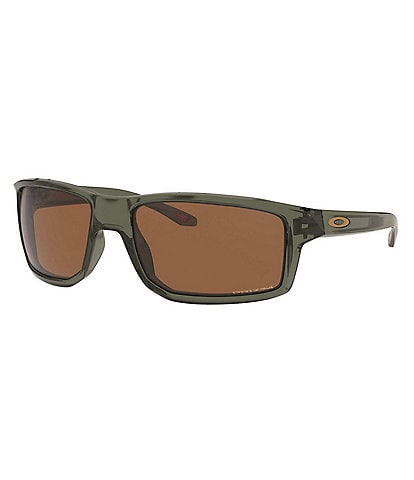 Oakley Gibston Wrap Sunglasses