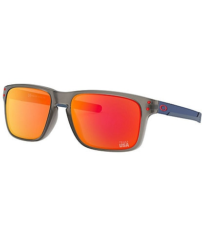 Oakley Men's Holbrook™ Mix Team USA Collection 57mm Sunglasses
