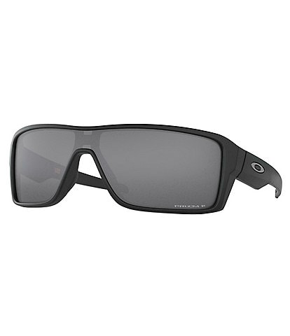 Oakley Black Ridgeline Polarized Shield Sunglasses