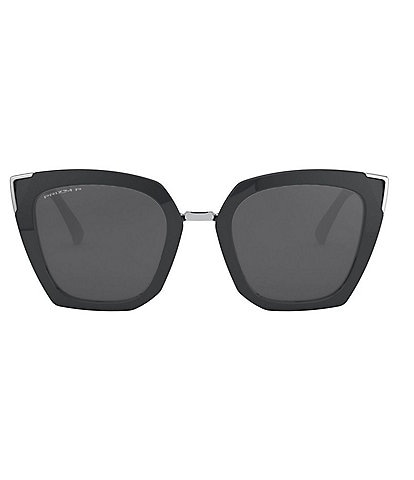 Oakley Side Swept Polarized Cat Eye Sunglasses