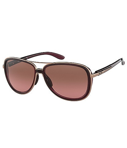 Oakley Split Time Aviator Sunglasses