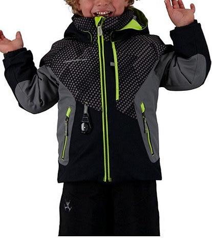Obermeyer Little/Big Boys 2T-8 Bolide Hooded Coat